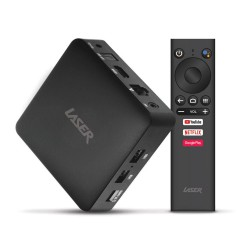 Laser Android 4K TV Box