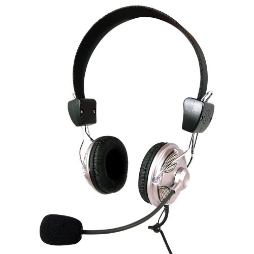 AO-HEADD Headset Stereo VOIP with Volume Control
