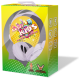 Headphones Stereo Kids Friendly W/Mic Colourful White