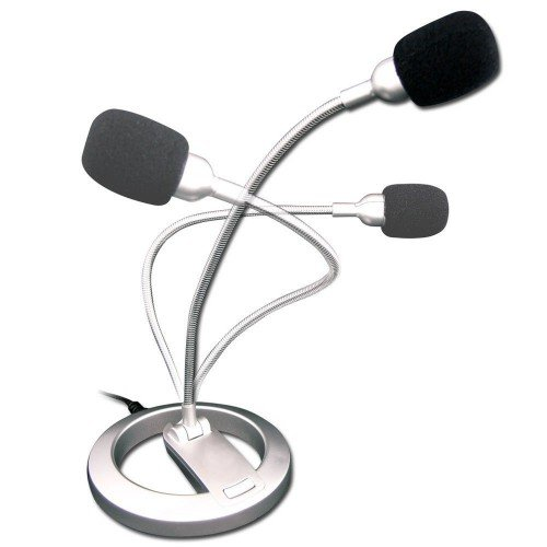 AO-MICD02 Microphone Flexible Stand 3.5mm Deluxe