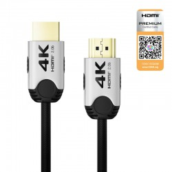 Premium Certified 4k HDMI Cables 5.0M