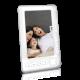 """e-Book Media 5"""" Colour 2GB DRM Borders White"""