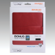 Ipad Accessories Briefcase Leatherlook Red