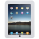 Ipad Accessories Case Silicon White