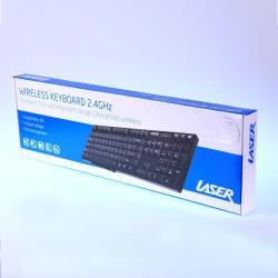 Laser Wireless Keyboard