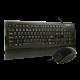 Keyboard & Mouse USB Optical 1000dpi everyday