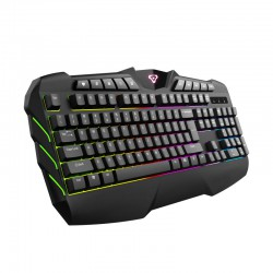 Laser Gaming Bundle, Headphone, Keyboard, Mouse & Mouse Mat