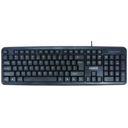 Laser USB Keyboard and Mouse Combo