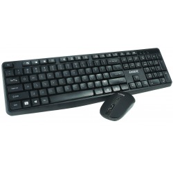 Laser Multimedia Wireless Keyboard and Mouse Combo