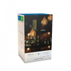 Laser Smart E27 G80 Filament Bulb Amber
