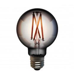 Laser Smart E27 G80 Filament Bulb Smoke