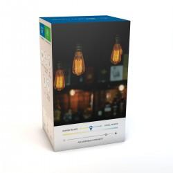 Laser Smart E27 ST64 Filament Bulb Amber