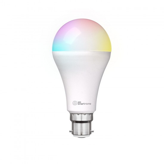 Laser 10W Smart RGB Bulb (B22)