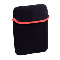 MID-POUCH7-1 7  Tablet Pouch - BLACK