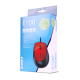 Mouse USB Optical 3D Red