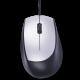 Mouse USB Optical 3D White