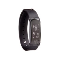 Heart Rate Tracking Fitness Activity Monitor with 2 wristbands