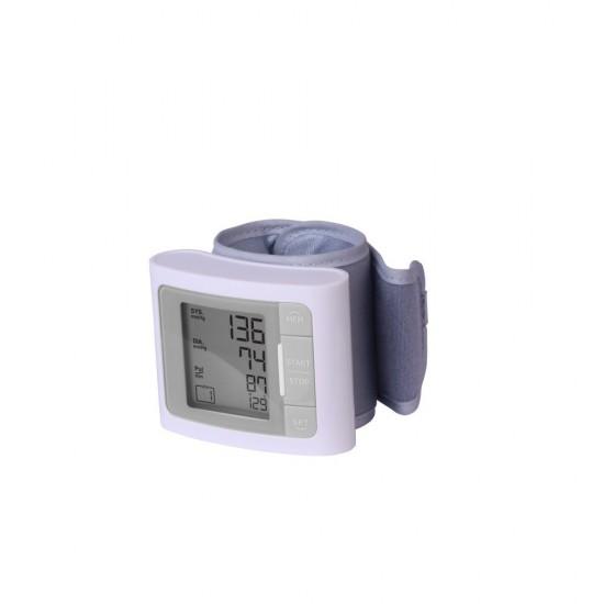 Blood Presure Monitor Blue and silver