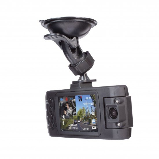 Navig8r 1080p Dual Front and Internal Camera with GPS