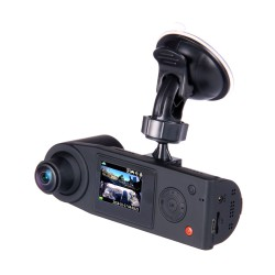 Navig8r 360 Dual Full HD Front and Reverse Dashcam