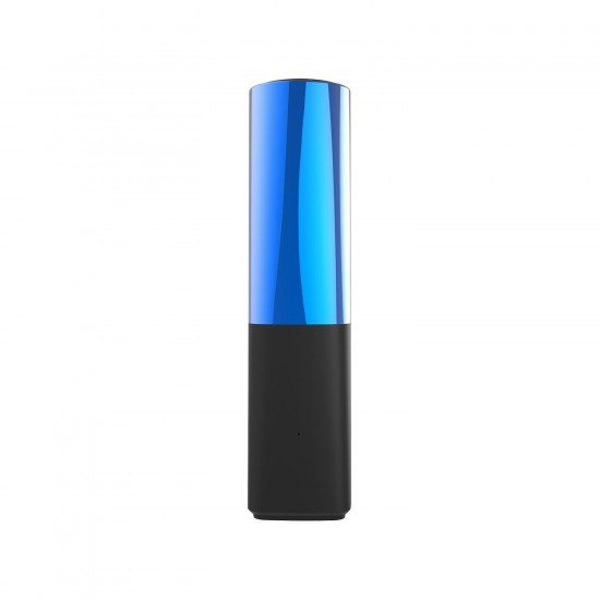 2200mAh Lipstick Power Bank in BLUE