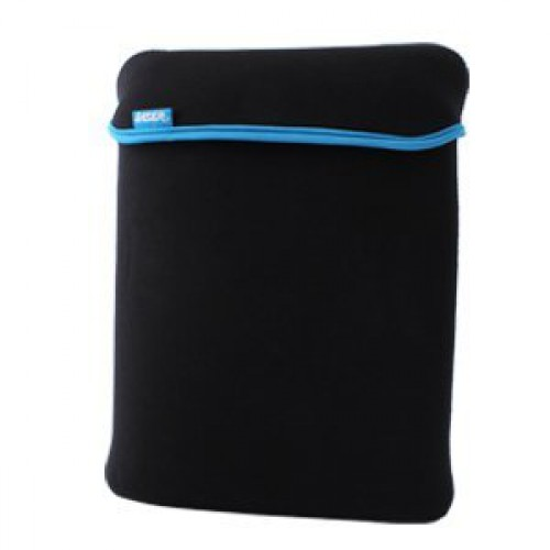 PK-SMARTNS15BB LASER SMART NOTEBOOK SLEEVE FOR NOTEBOOK UP TO 15.6', WITH REVERSIBLE COLOURS, BLACK & BLUE