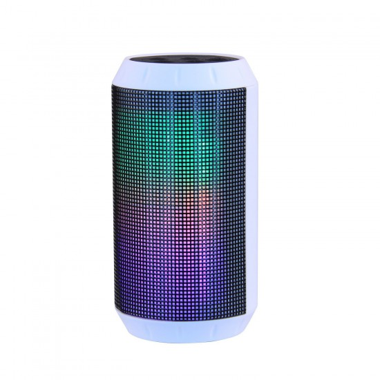 Wireless Speaker with LED Lights & FM Radio (REPACK)