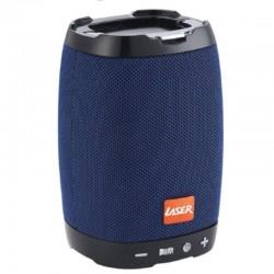 Laser Bluetooth Speaker with Phone Holder, Blue