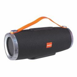 Laser Bluetooth Tube Speaker (Black)