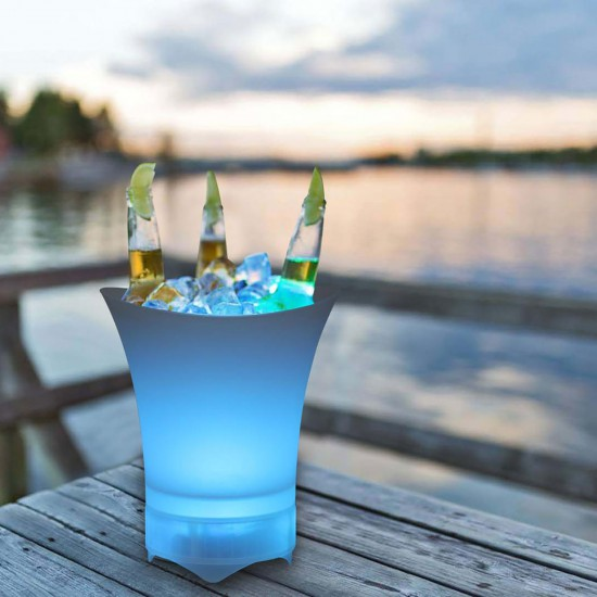 Ice Bucket LED Speaker