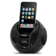 Speaker Dock iPhone/iPod Alarm Clock Black