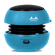 Speaker Portable MP3 Burger 3.5mm Blue