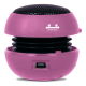 Speaker Portable MP3 Burger 3.5mm Pink