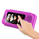 iPhone Speaker Case Pink