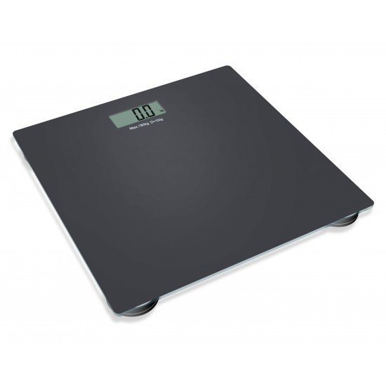 V-Fitness Charcoal Body Scale 300x300x26.mm