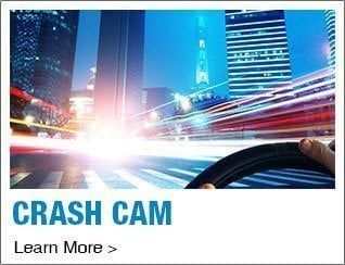 LASER crash cam