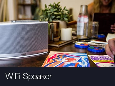 LASER Wireless Speaker