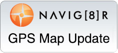 Navig8r GPS Map Update